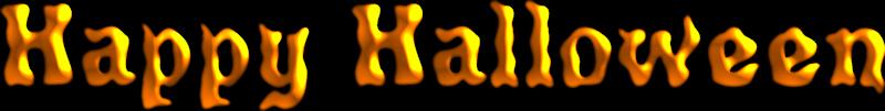 P.U HALLOWEEN