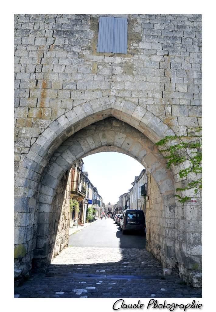 Monpazier - Dordogne - Aquitaine - 10 Avril 2014