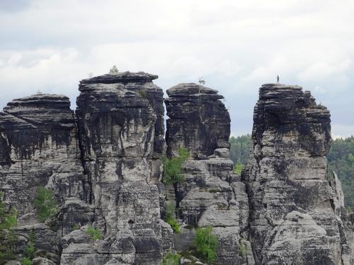Bastei en Allemagne (photos)