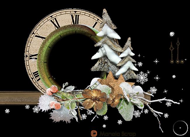 Horloges de Noël Page 1
