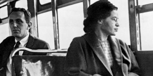 il y a 60 ans, le 1er décembre 1955 : Rosa Parks refusait de laisser sa place dans un bus à Montgomery