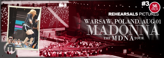 The MDNA Tour - Warsaw - Pictures 3