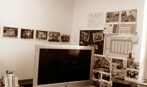 ma chambre , une déco ^^