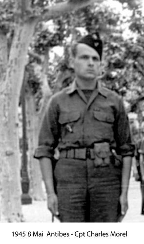 * Le BM 4 Chambarand en deuil : disparition du général MOREL