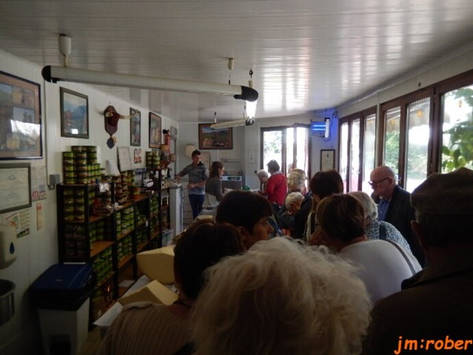 Un dimanche de visites en Xaintrie Blanche - Cantal et Xaintrie Noire 2/4