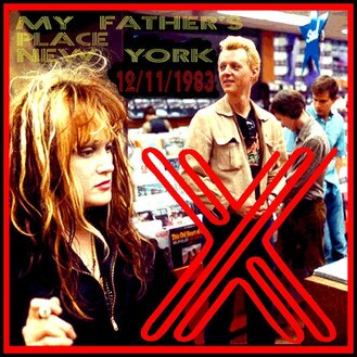 Le Choix des lecteurs # 99 : X - My Father's Place - Roslyn - 12 Novembre 1983
