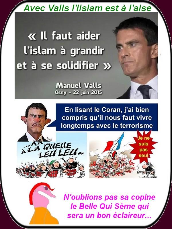 Ils seront sept masi il en restera qu'un. Peut-être Valls qui sait?