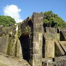 Les vestiges de l'ancienne sucrerie (2006) - Photo : Yvon