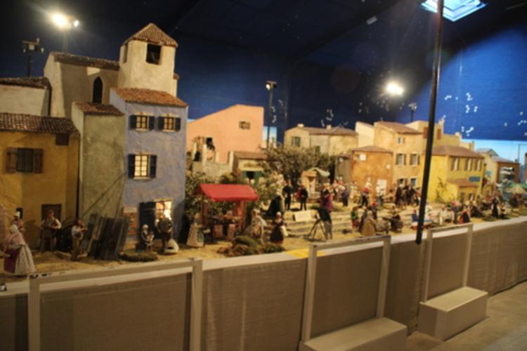 le village provençal miniature