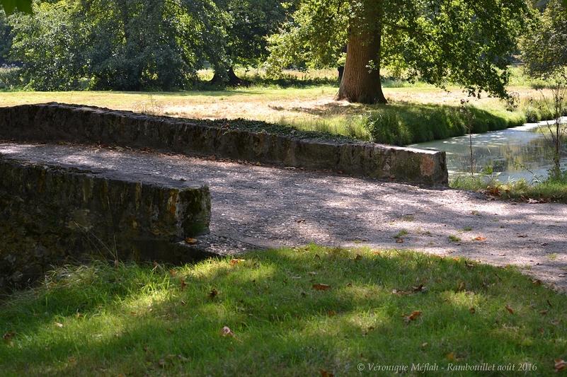 Parc du Château de Rambouillet : Rivière et Canaux