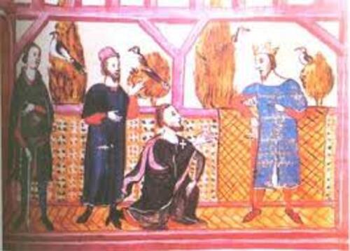 suite - Un conte de fée dans l'histoire - le royaume de Majorque - episode 2