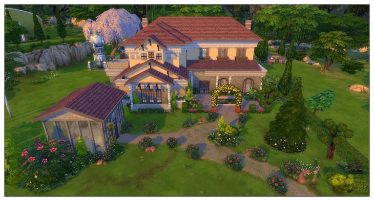 Chapitre 50 : un divorce et une nouvelle maison.