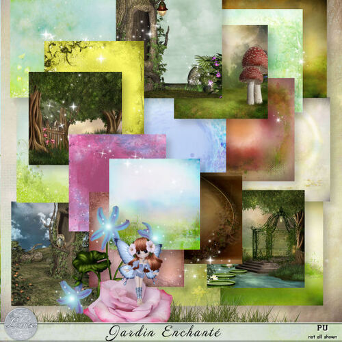 Kit Jardin Enchanté