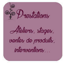 Atelier d'initiation & stages pratiques