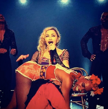 Rebel Heart Tour - 2015 10 19 - San Jose, CA, USA (2)