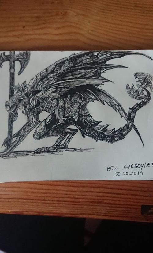 Gargouilles du beffroi - Dark Souls