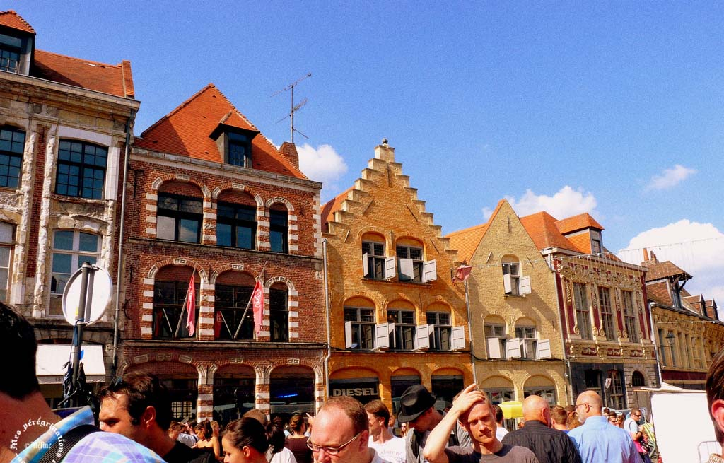 La braderie de Lille 2013 (6) - Du 29 août après-midi 2013 au 01 septembre 2013