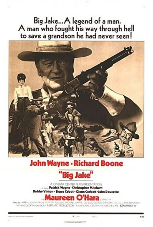BIG JAKE BOX OFFICE 1971