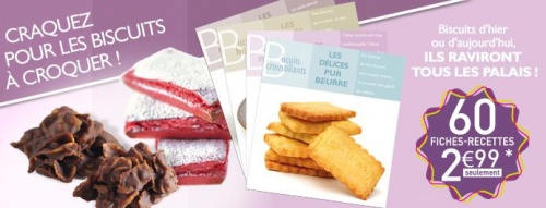 "Collection "" Biscuits et petites douceurs "" - Ed Atlas - Decembre 2011"
