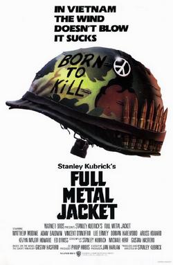 Stanley Kubrick, 1987