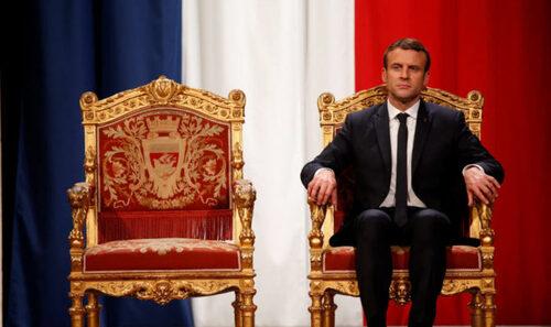 Affaire Bénalla - Macron