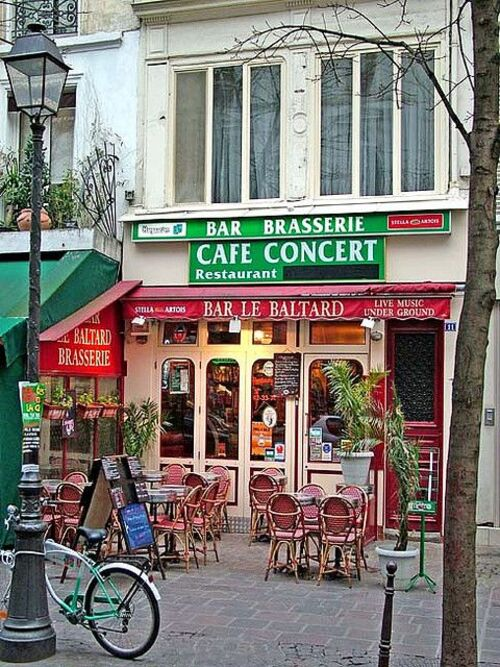 Cafés et bistrots(2)