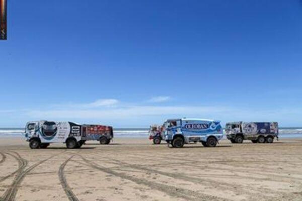 Rallye Libya Maroc