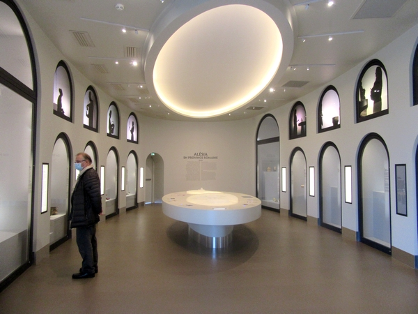 Le MuséoParc d'Alésia est devenu très attractif pour petits et grands !