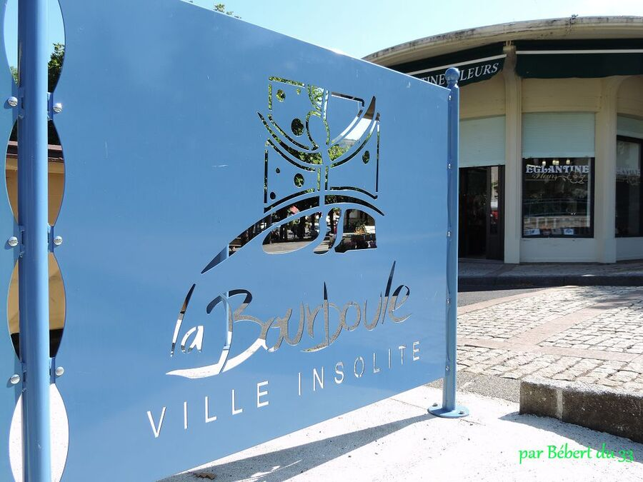 La Bourboule ville thermale (63) - 2