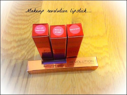 ♥ Nouveautés Makeup Revolution Haul ♥