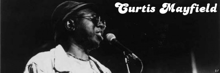 Curtis Mayfield : Discographie