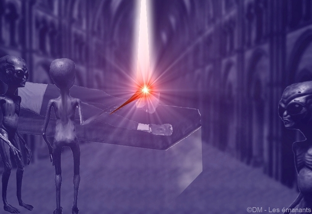 Les kidnappés de l'espace