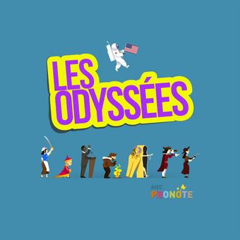 Podcast  Les Odyssées