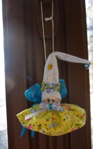 Mirose et sa poupée gilet jaune