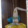 Mirose sa poupée gilet jaune