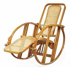 egg rocking-chair