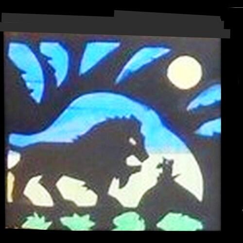 CM 1 - CM 2 Images lumineuses d'après l'albums Fables de La Fontaine de Pierre Belvès