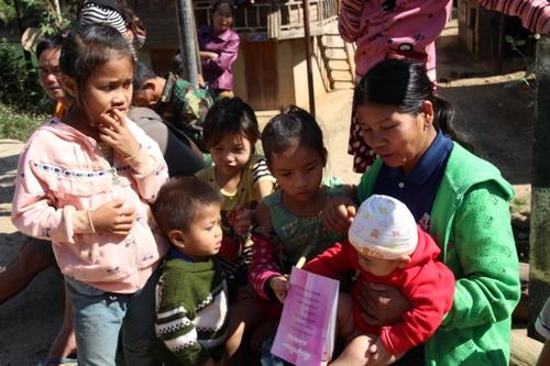 De Louang Prabang à Vang Vieng au Laos