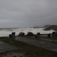 tempète mediterranéenne
