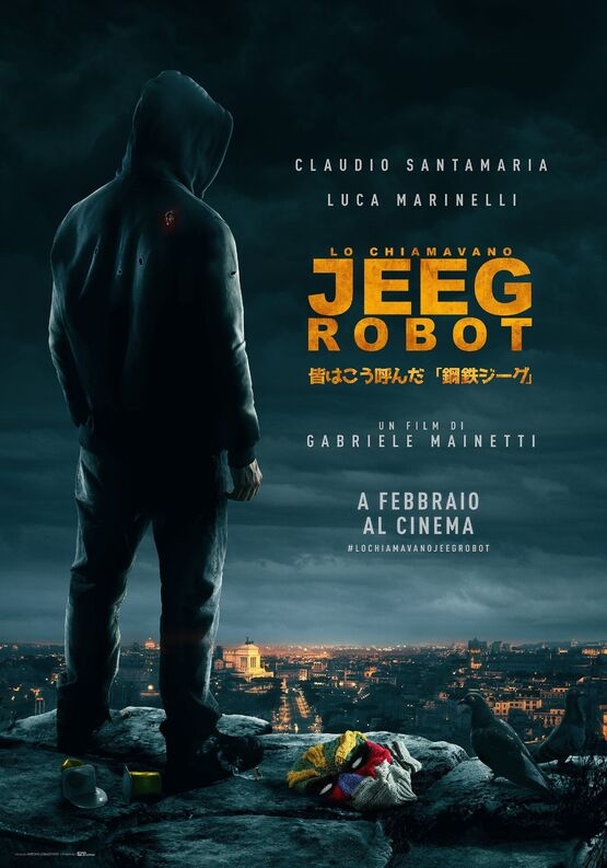 [Critique] On l'appelle Jeeg Robot