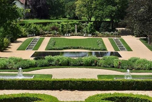... parc château des Milandes...
