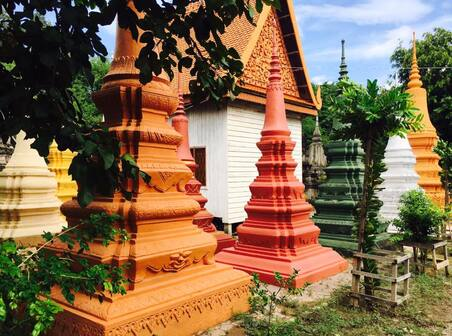 2 semaines au Cambodge