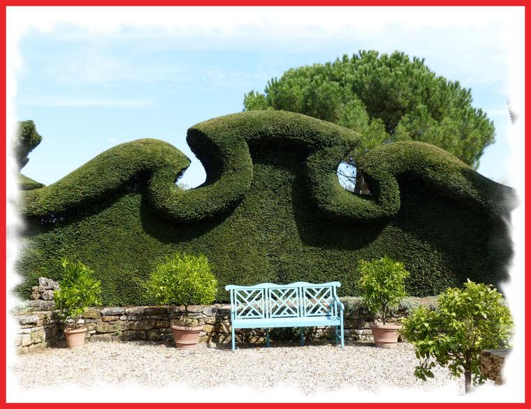 Visite au Jardin de THIRE .... Suite