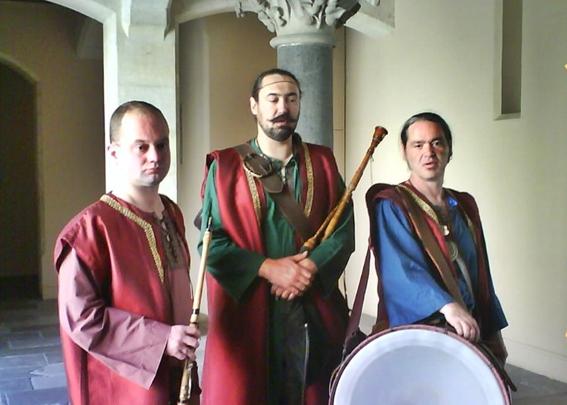Curragh - Fêtes antiques