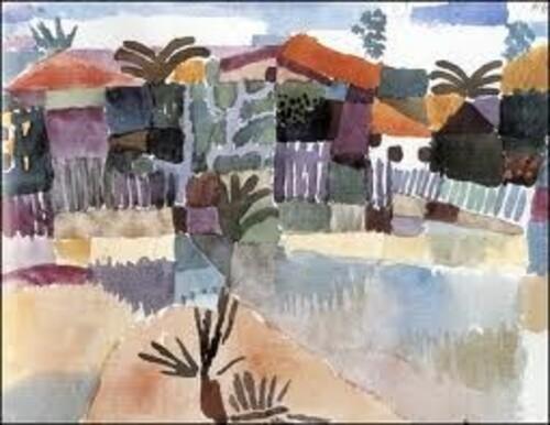 Paul Klee (Hammamet)