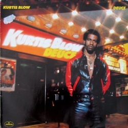 Kurtis Blow - Deuce - Complete LP
