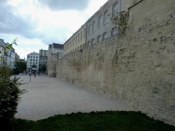 44 - Muraille de Philippe-Auguste