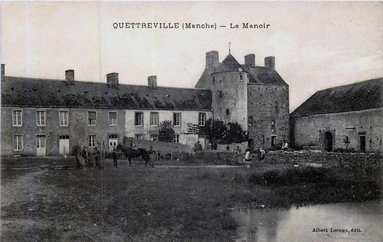 LES REMPARTS DE QUETTREVILLE-S/SIENNE (Manche)