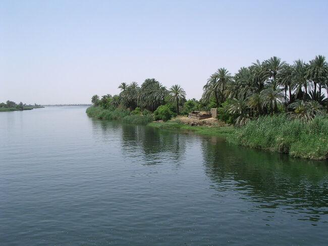 Sur le Nil
