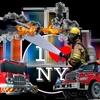 Hommage aux Pompiers de New-York